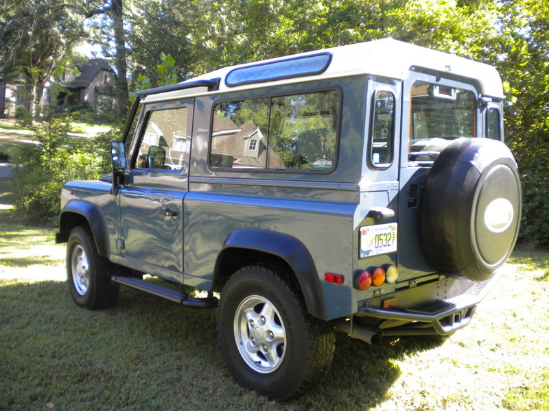 1997 Land Rover Defender Image 4