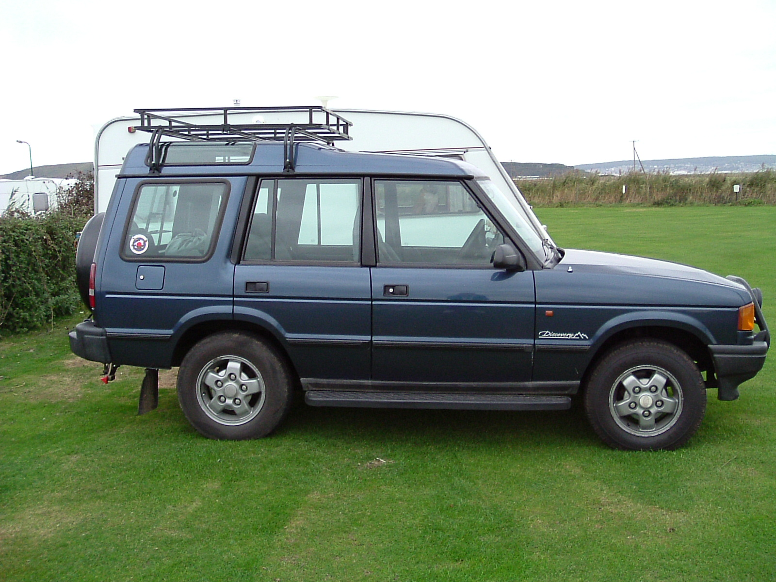 Land Rover Discovery #3