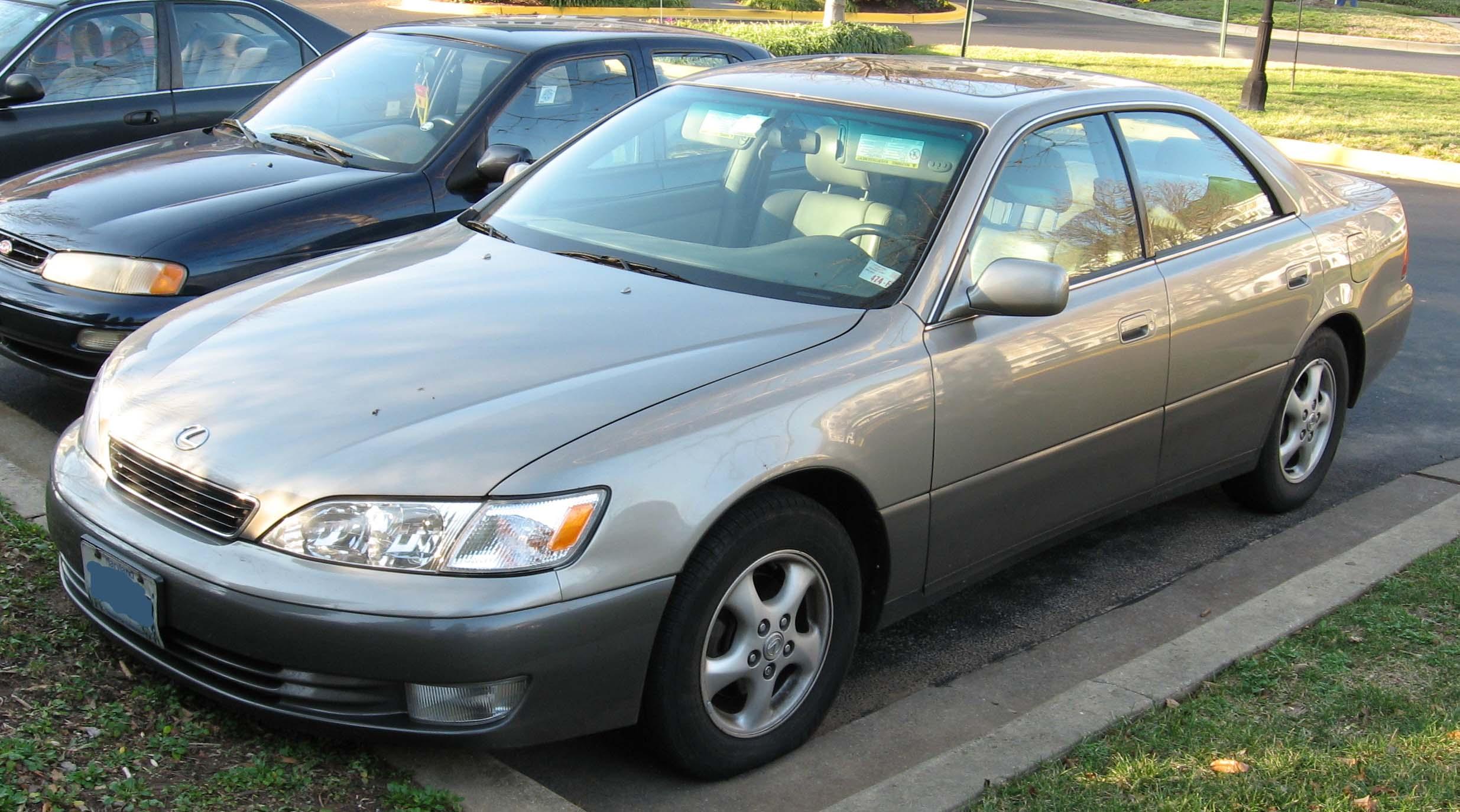 1997 lexus es 300 - partsopen