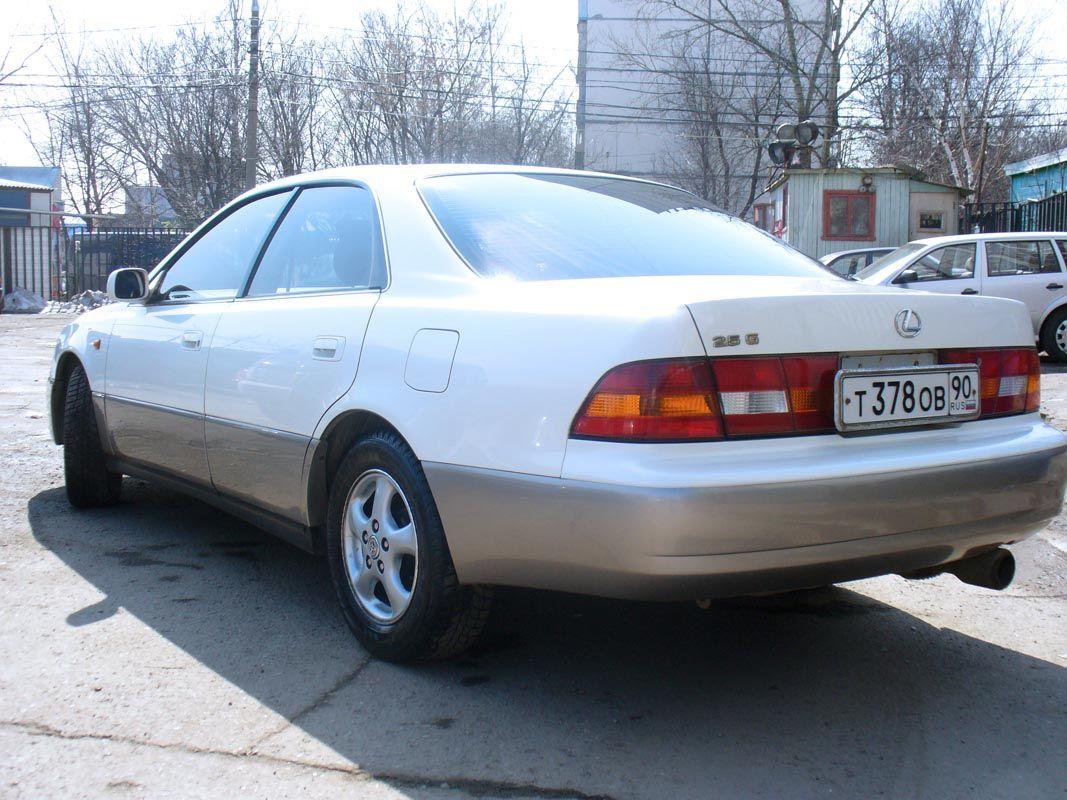 1997 Lexus Es 300 Information And Photos Zombiedrive