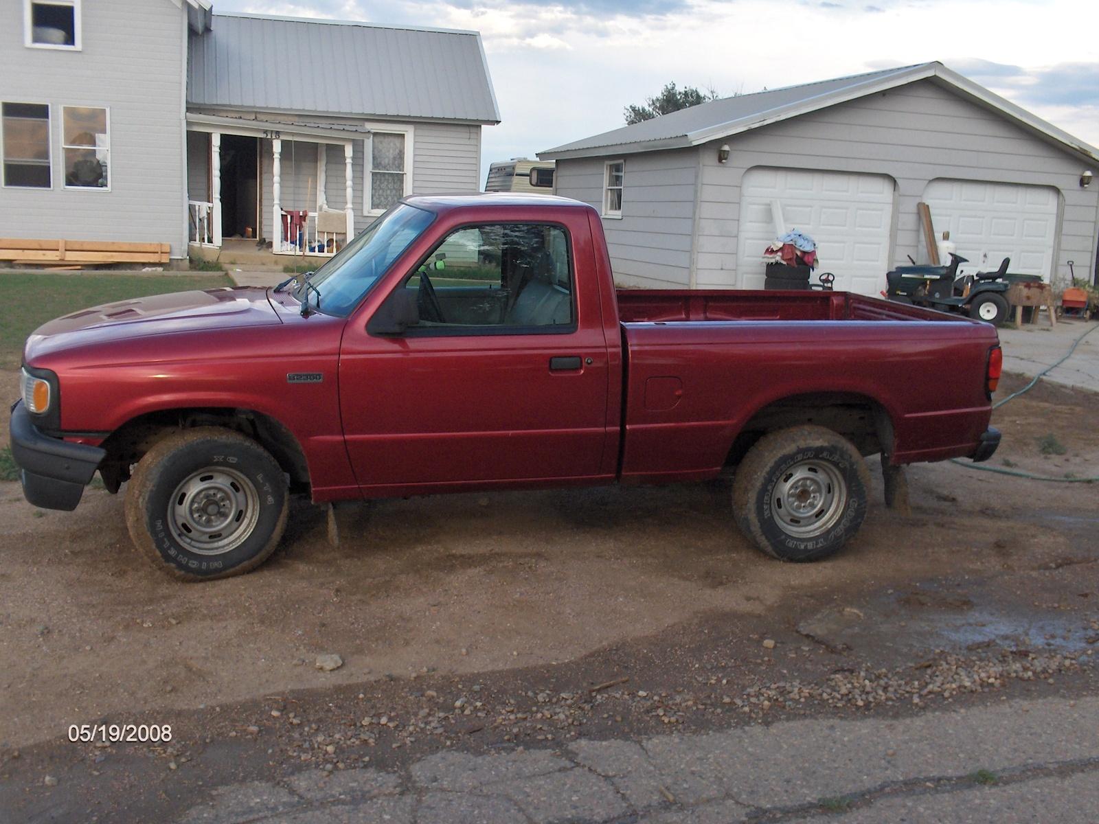1997 mazda b series pickup information and photos zombiedrive 97 Mazda Models 1997 mazda b series pickup 8 mazda b series pickup 8