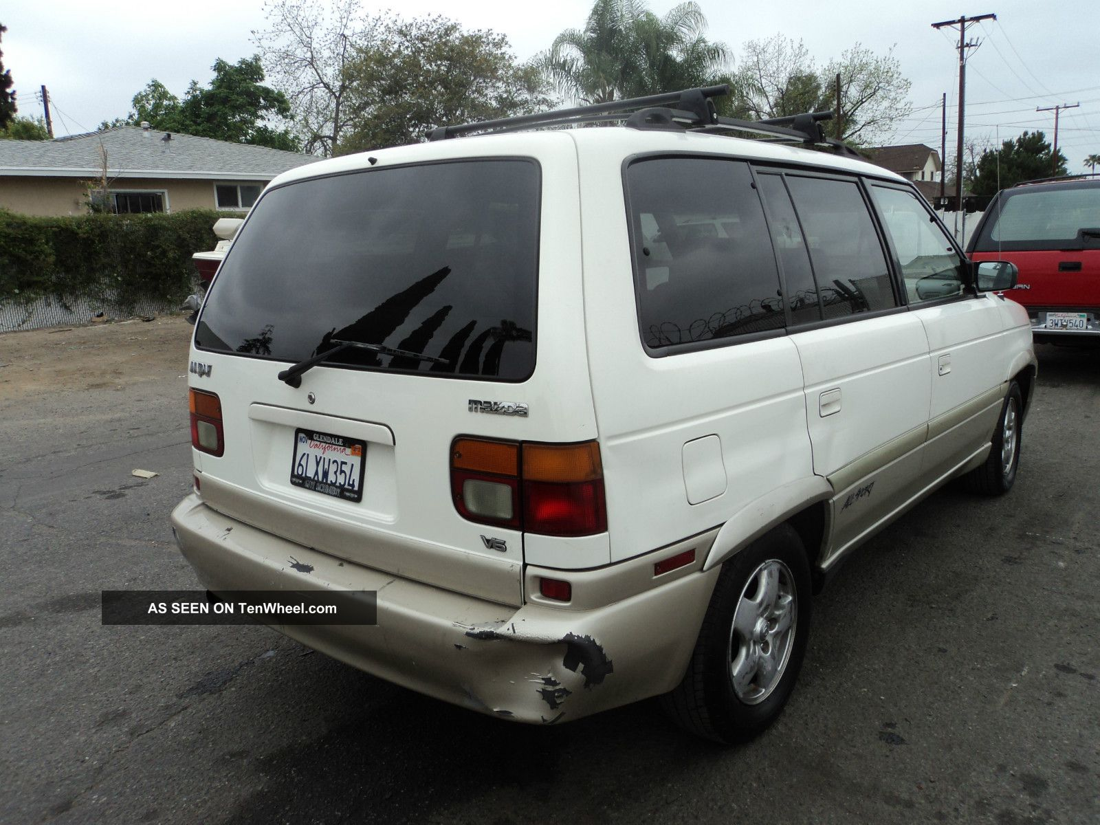 Ford Passenger Van >> 1997 MAZDA MPV - Image #5