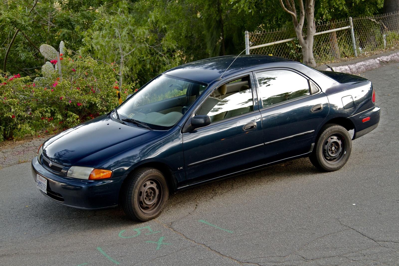 1997 Mazda Protege #2 Mazda Protege #2