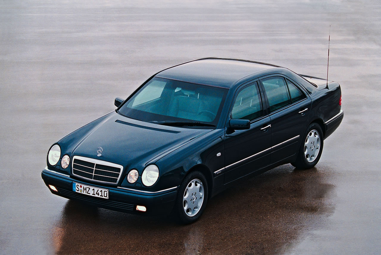 1997 mercedes benz e class image 7. Black Bedroom Furniture Sets. Home Design Ideas