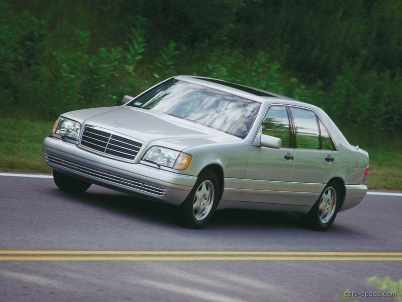 1997 Mercedes Benz S Class Image 6