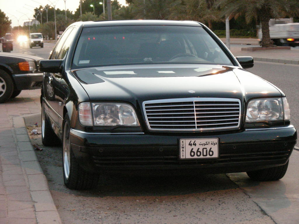 1997 mercedes benz s class information and photos zombiedrive. Black Bedroom Furniture Sets. Home Design Ideas