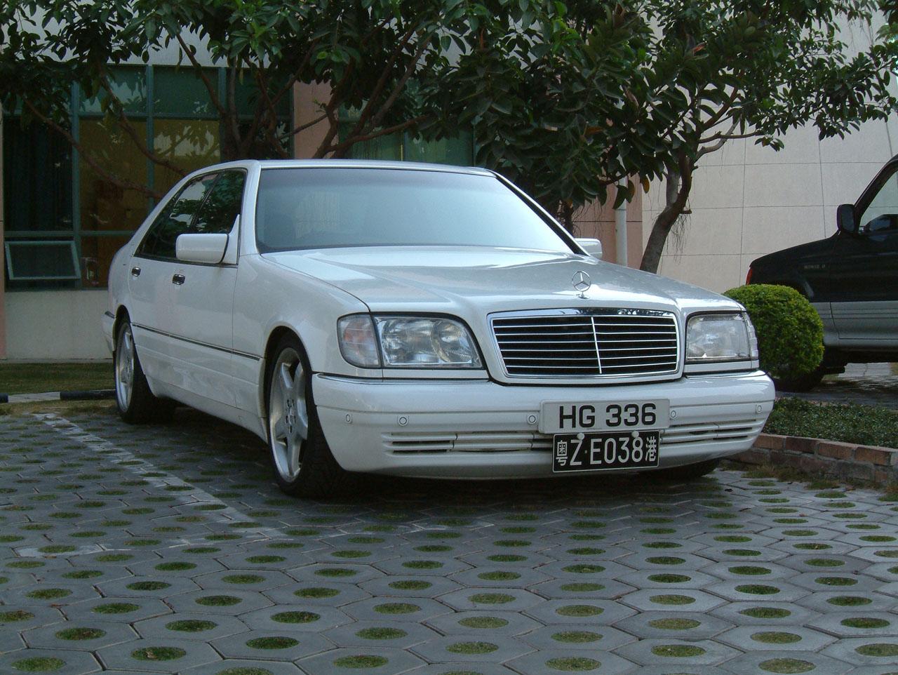 1997 Mercedes Benz S Class Information And Photos