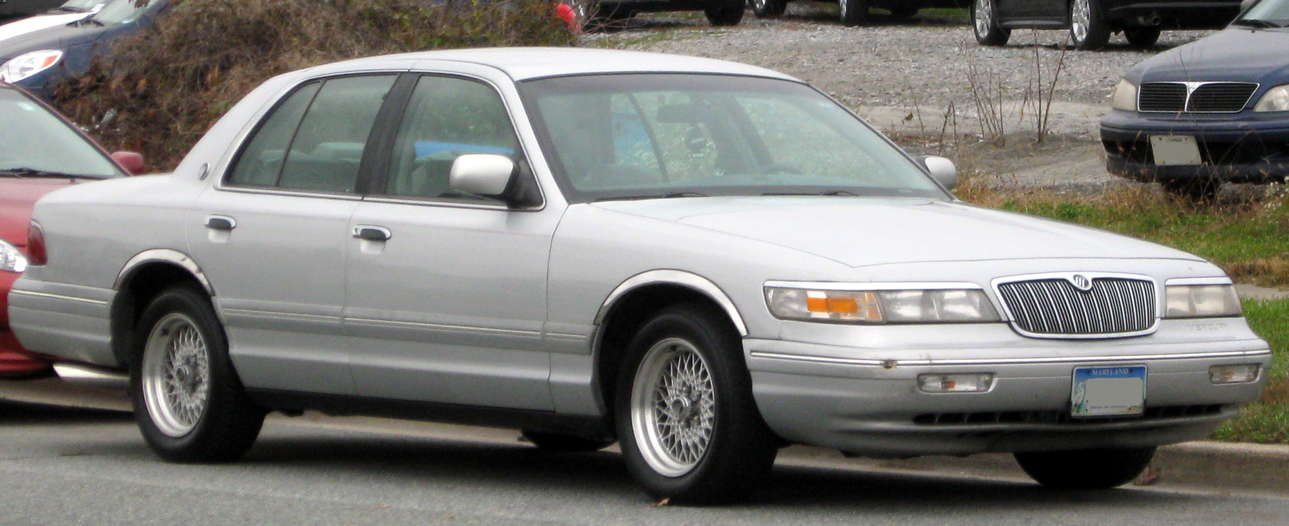 Mercury Grand Marquis #1