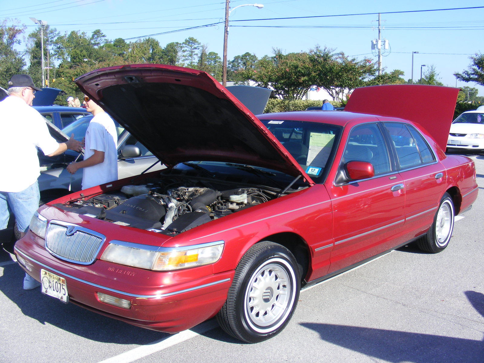 Mercury Grand Marquis #8