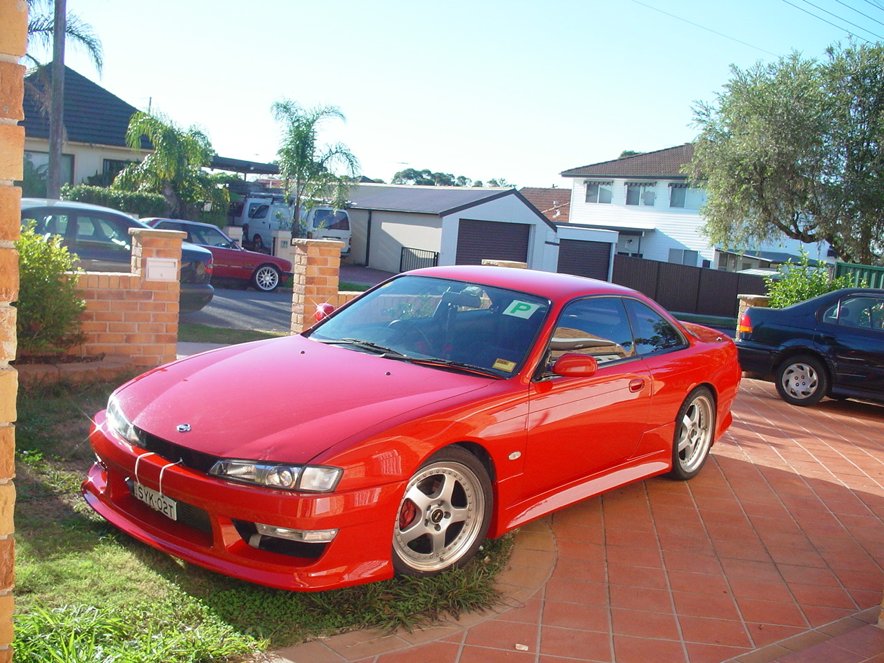 1997 nissan 200sx information and photos zombiedrive. Black Bedroom Furniture Sets. Home Design Ideas