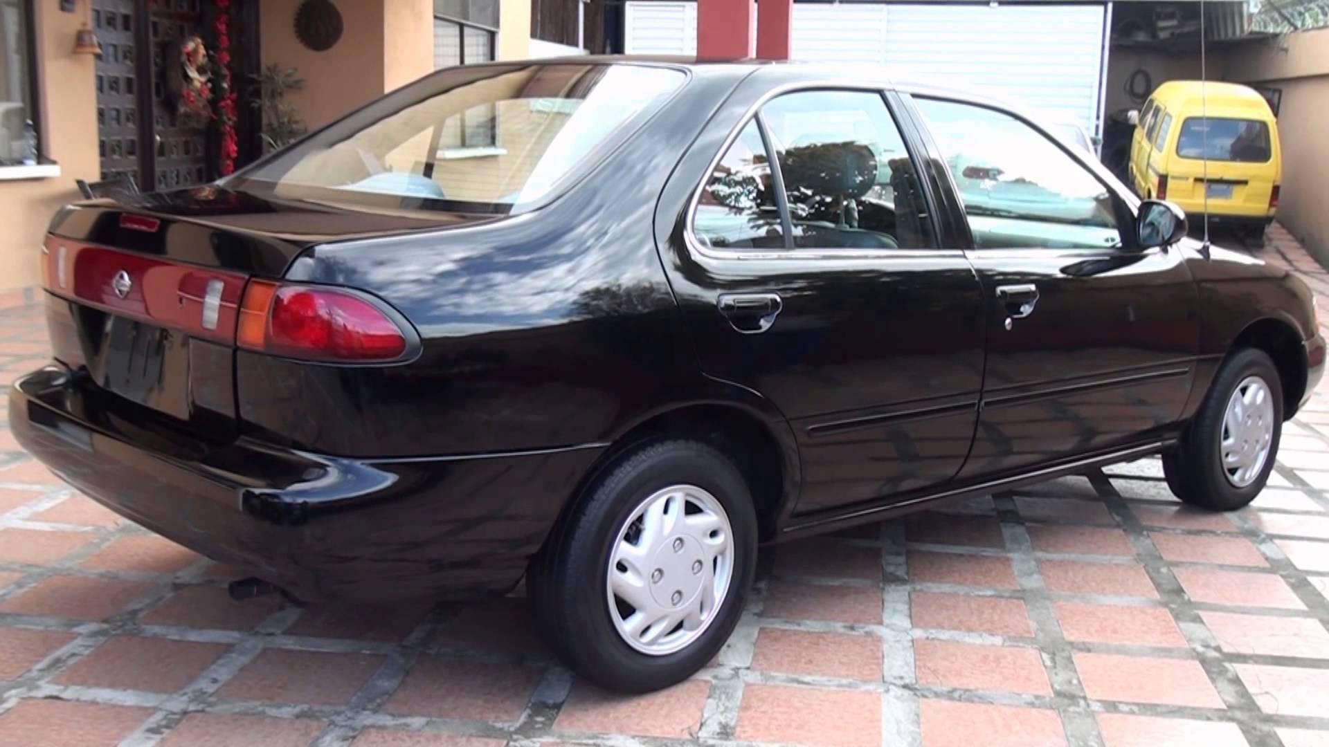 1997 Nissan Sentra #5 Nissan Sentra #5