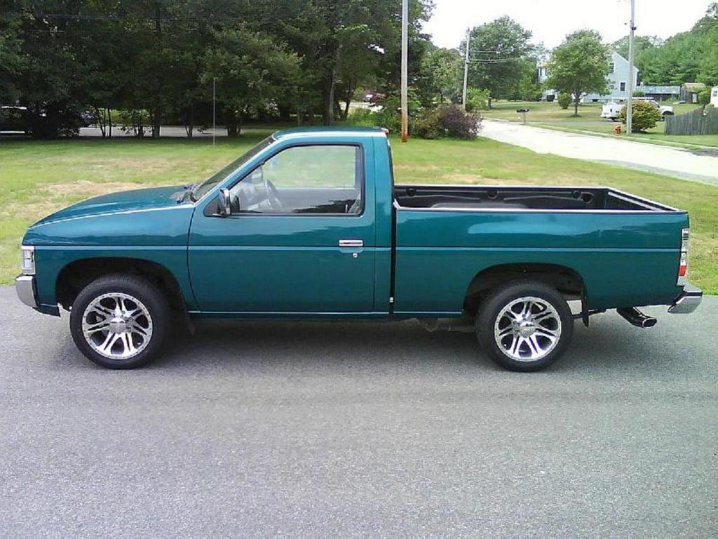 1997 nissan frontier king cab