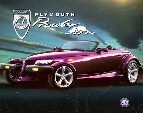 Plymouth Prowler #16
