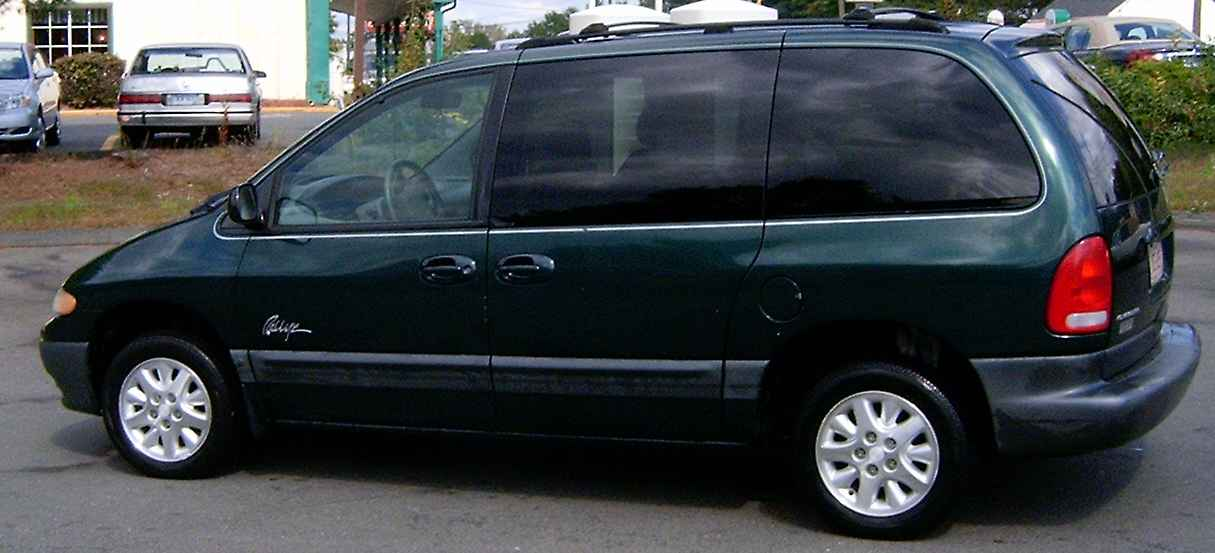 1997 plymouth voyager image 9