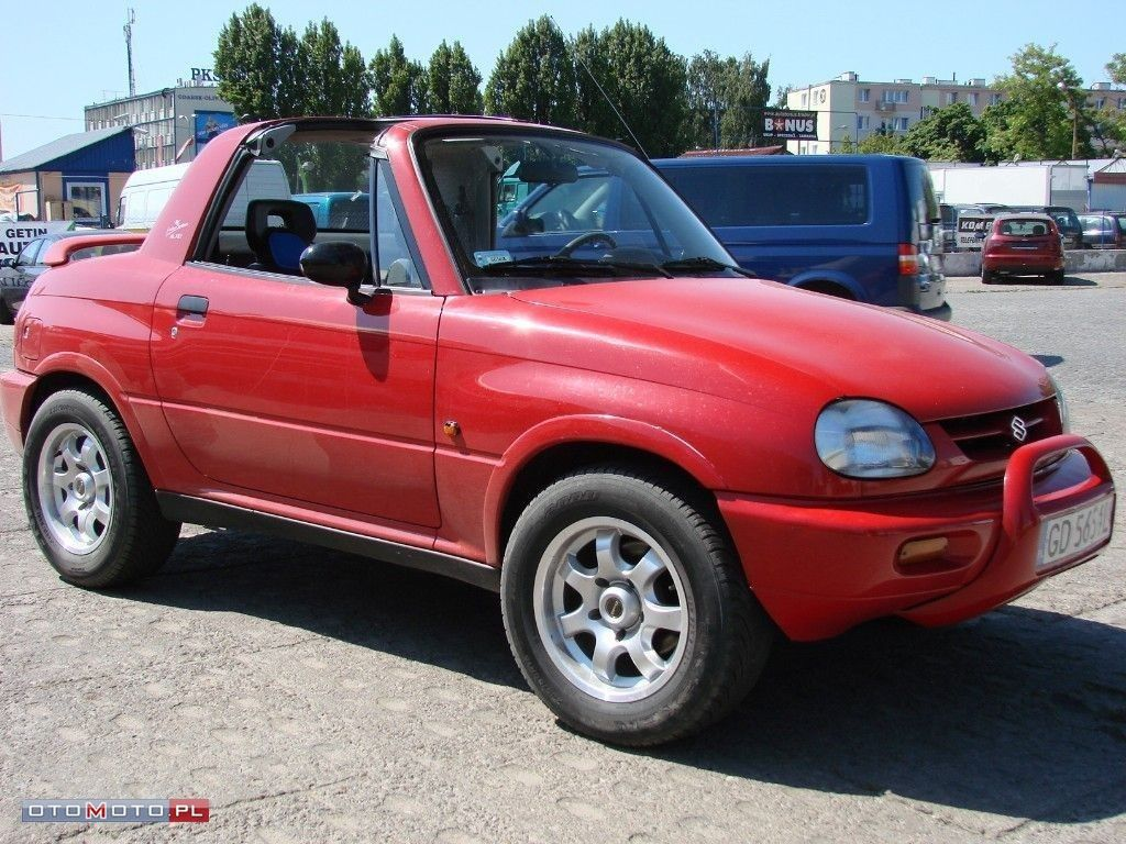 1997 Suzuki X 90 Information And Photos Zombiedrive Samurai Fuel Filter Location 1