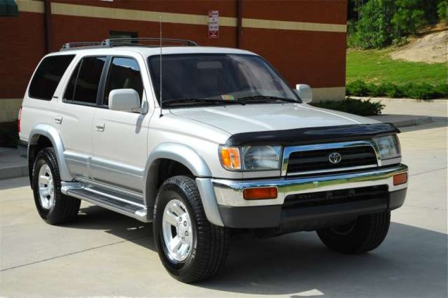 1997 Toyota 4runner Image 3