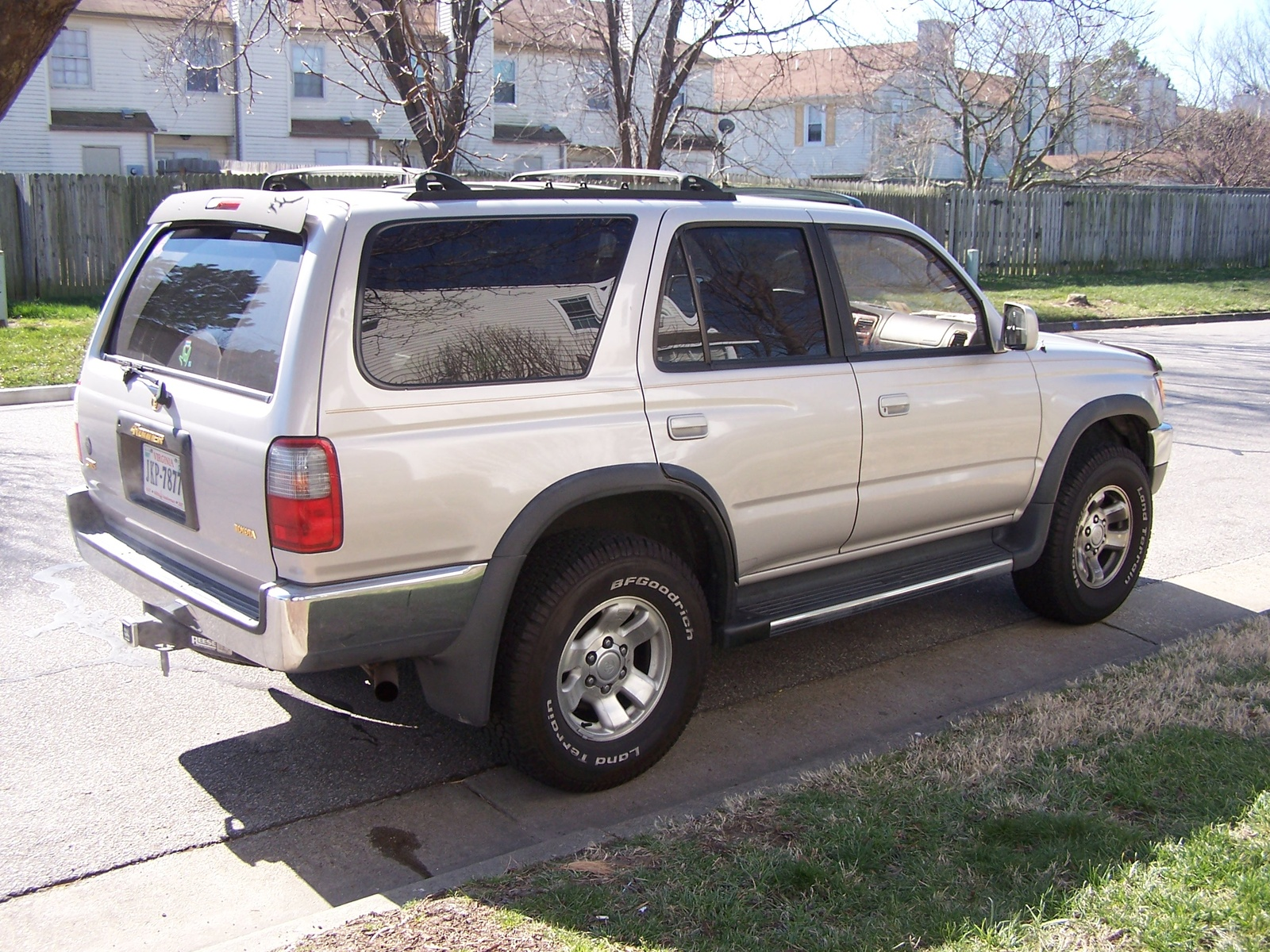 1997 toyota 4runner information and photos zombiedrive. Black Bedroom Furniture Sets. Home Design Ideas