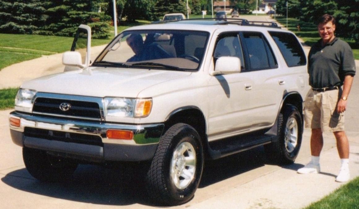 1997 Toyota 4runner Image 5