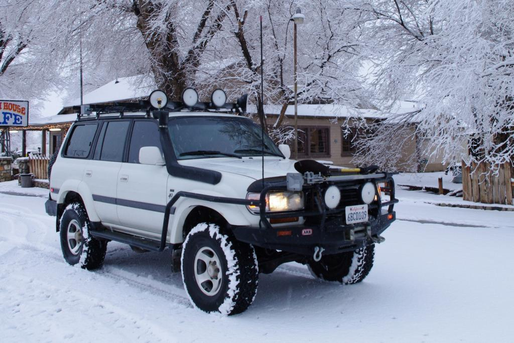 Toyota Land Rover >> 1997 TOYOTA LAND CRUISER - Image #14