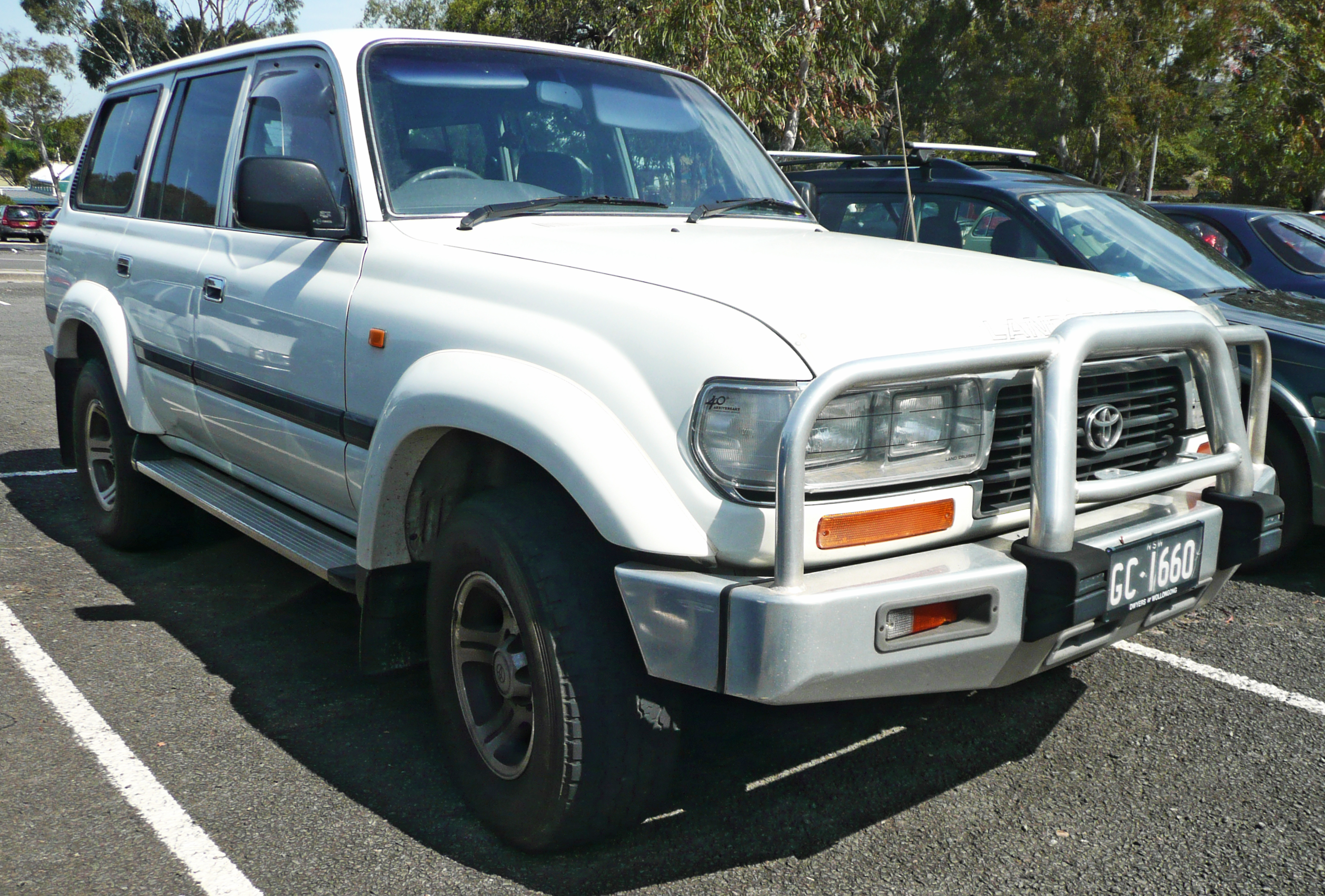 Toyota Land Cruiser #11