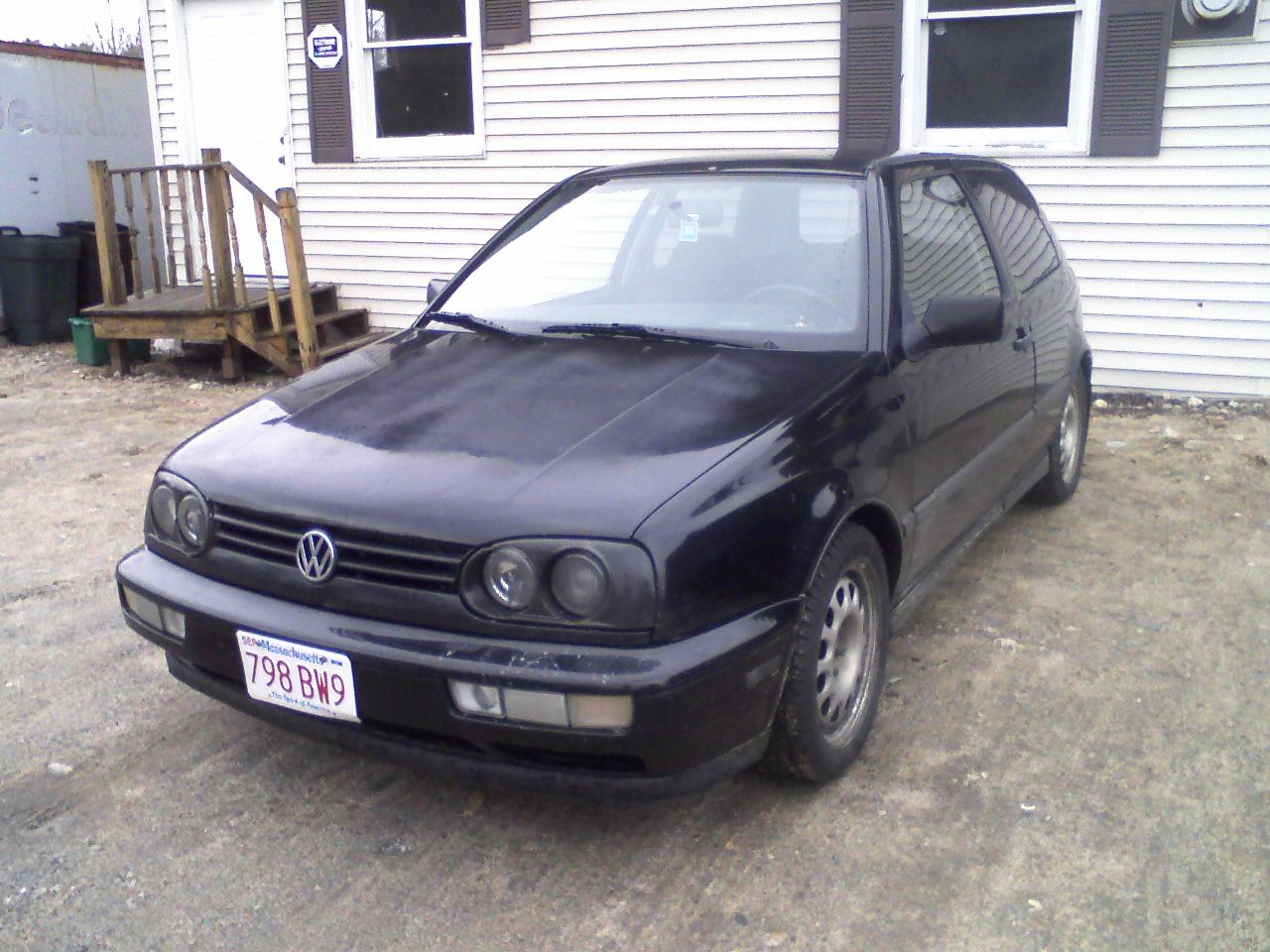 Volkswagen Golf #2