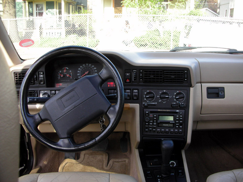 1997 Volvo 850 T5 Used Parts | Stock #150403