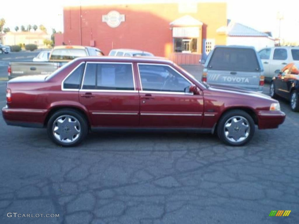 1997 volvo 960 information and photos zombiedrive. Black Bedroom Furniture Sets. Home Design Ideas