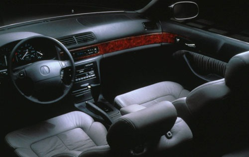 1997 Acura CL-Series 2 Dr interior #9