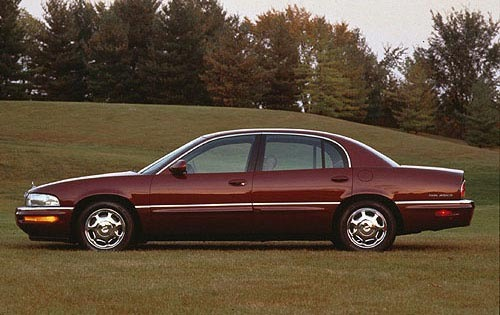 Used 1997 Buick Park Avenue for sale - Pricing