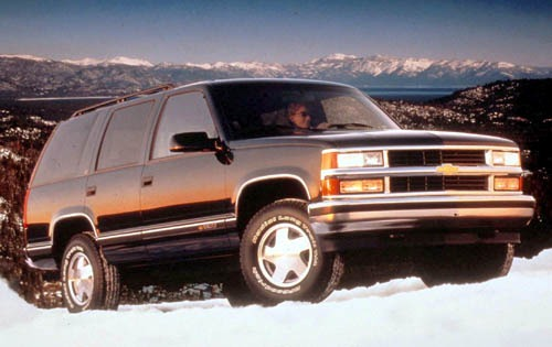 1999 Chevrolet Tahoe 4 Dr exterior #2