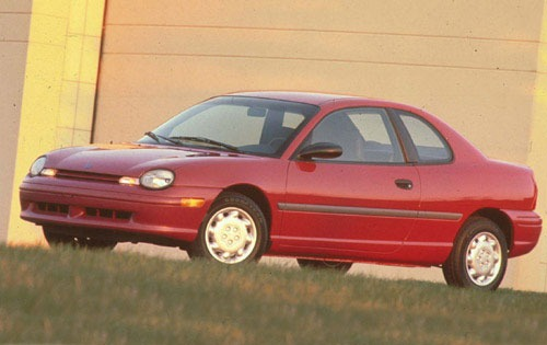 1997 Dodge Neon 4 Dr High exterior #4