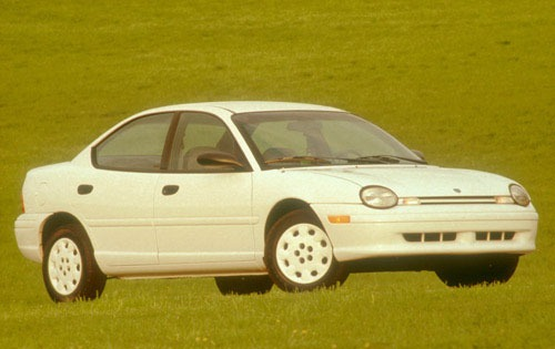 1997 Dodge Neon 4 Dr High exterior #2