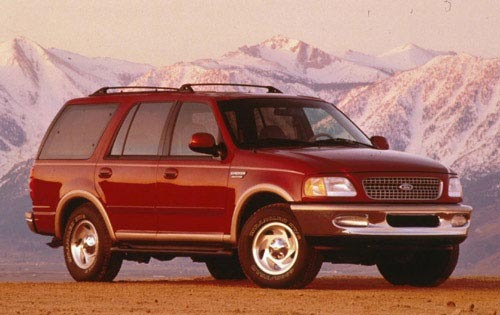 1997 Ford Expedition 4 Dr exterior #2