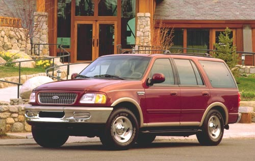 1997 Ford Expedition 4 Dr exterior #1