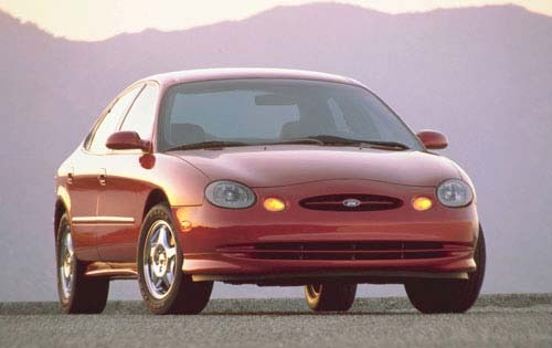 1997 Ford Taurus 4 Dr SHO exterior #2