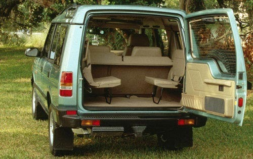 1997 Land Rover Discovery exterior #5