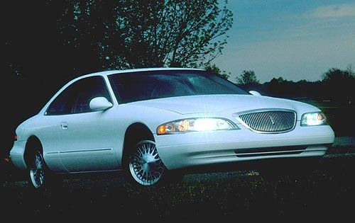 1997 Lincoln Mark VIII 2  exterior #1