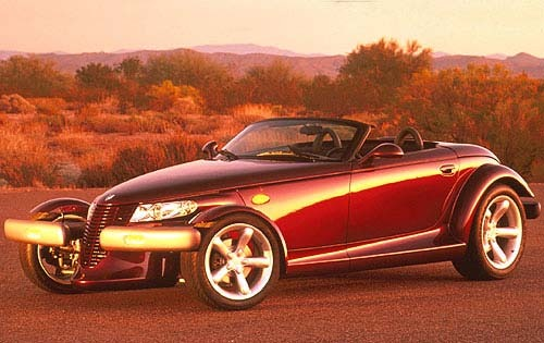 1997 Plymouth Prowler 2 D exterior #1