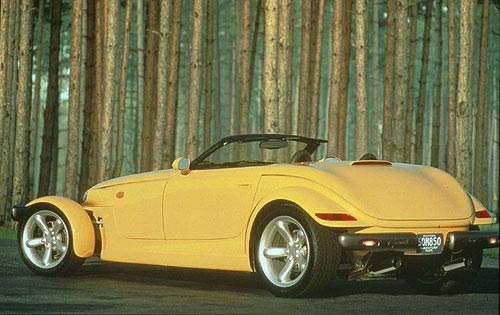 1997 Plymouth Prowler 2 D exterior #3