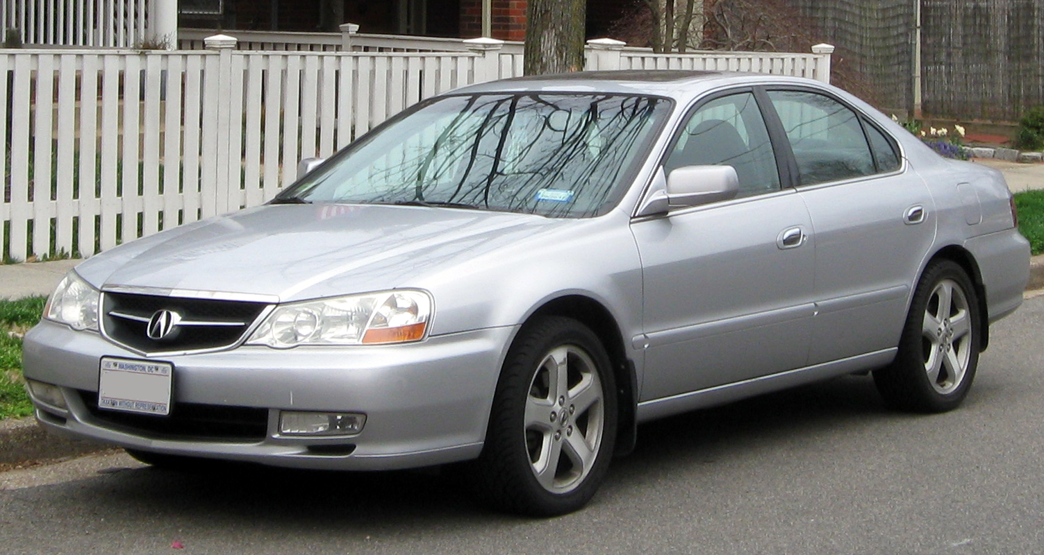 1998 Acura TL - Information and photos - ZombieDrive