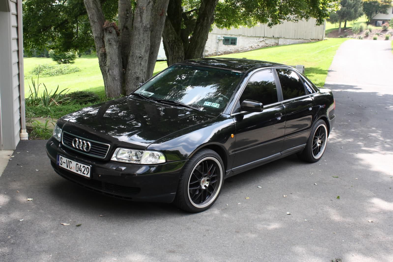 1998 Audi A4 #1 Audi A4 #1