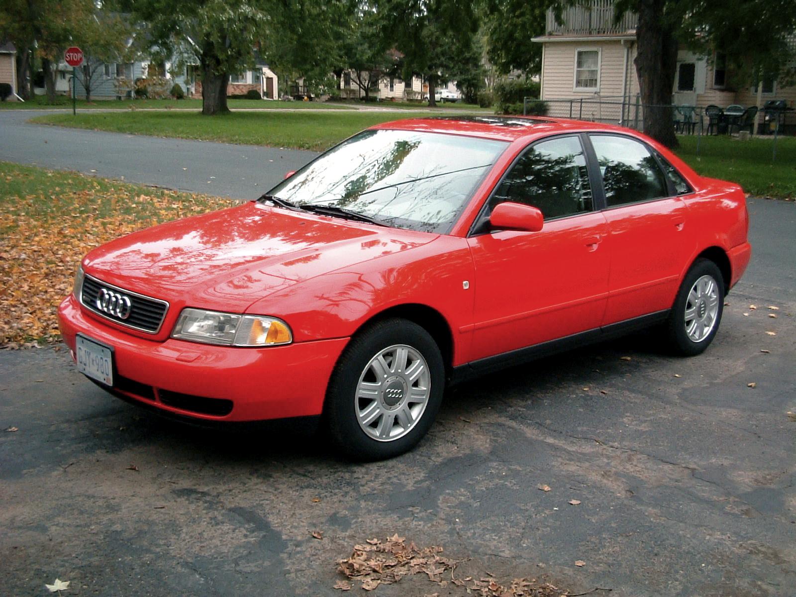1998 Audi A4 Image 8