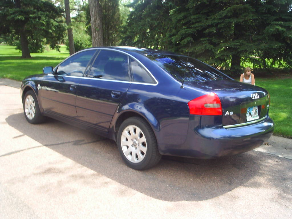 1998 Audi A6 Image 11