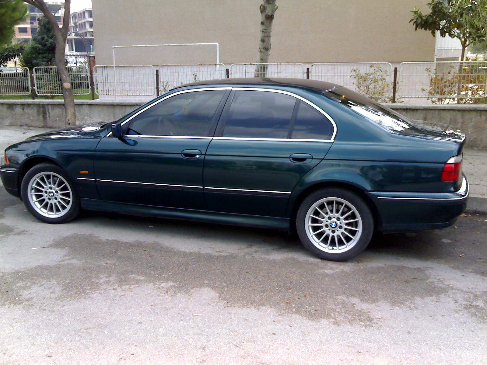 1998 Bmw 5 Series Information And Photos Zombiedrive