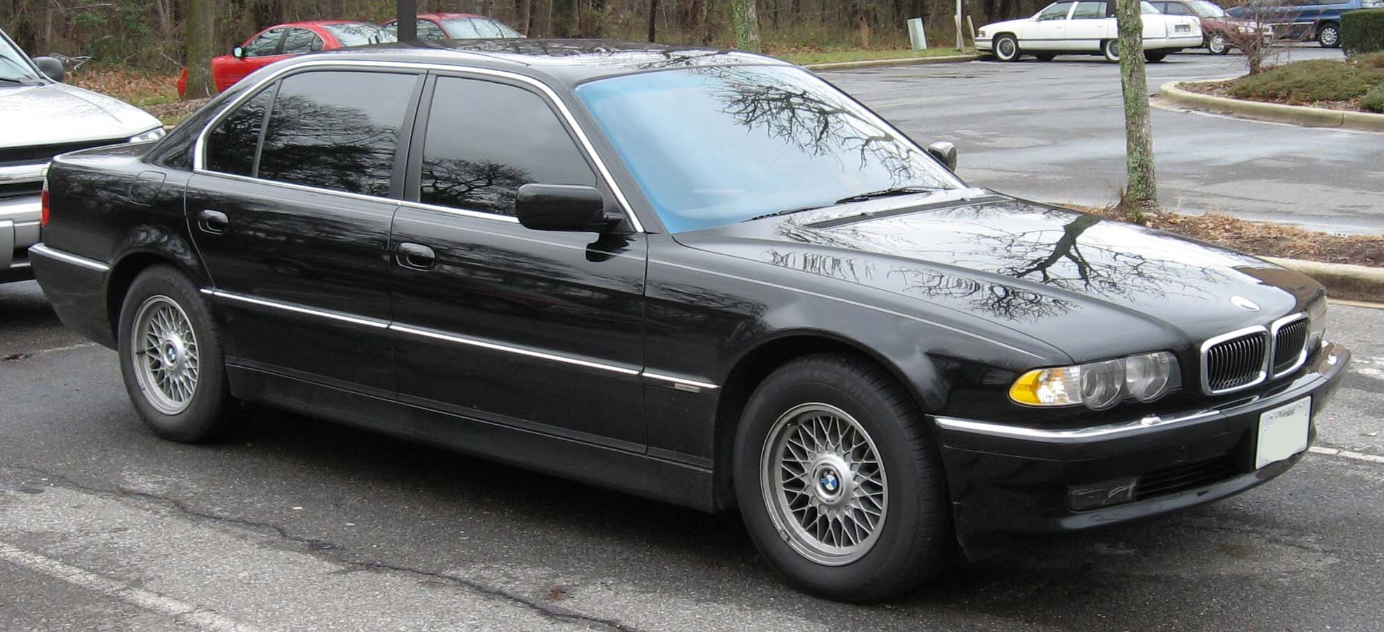 1998 Bmw 7 Series Information And Photos Zombiedrive