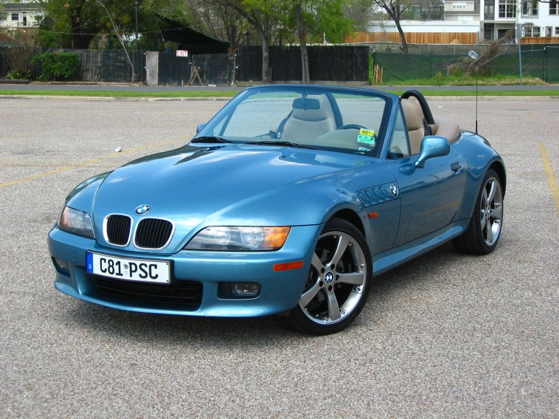 1998 Bmw Z3 Information And Photos Zombiedrive