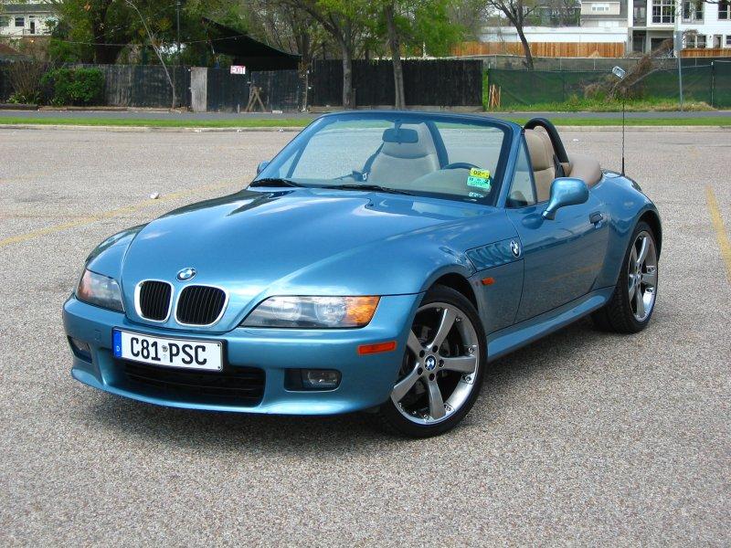 1998 Bmw Z3 Partsopen