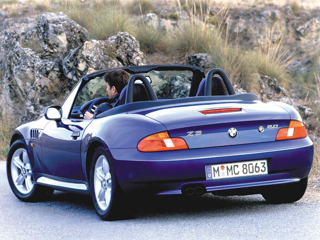 1998 Bmw Z3 Image 8