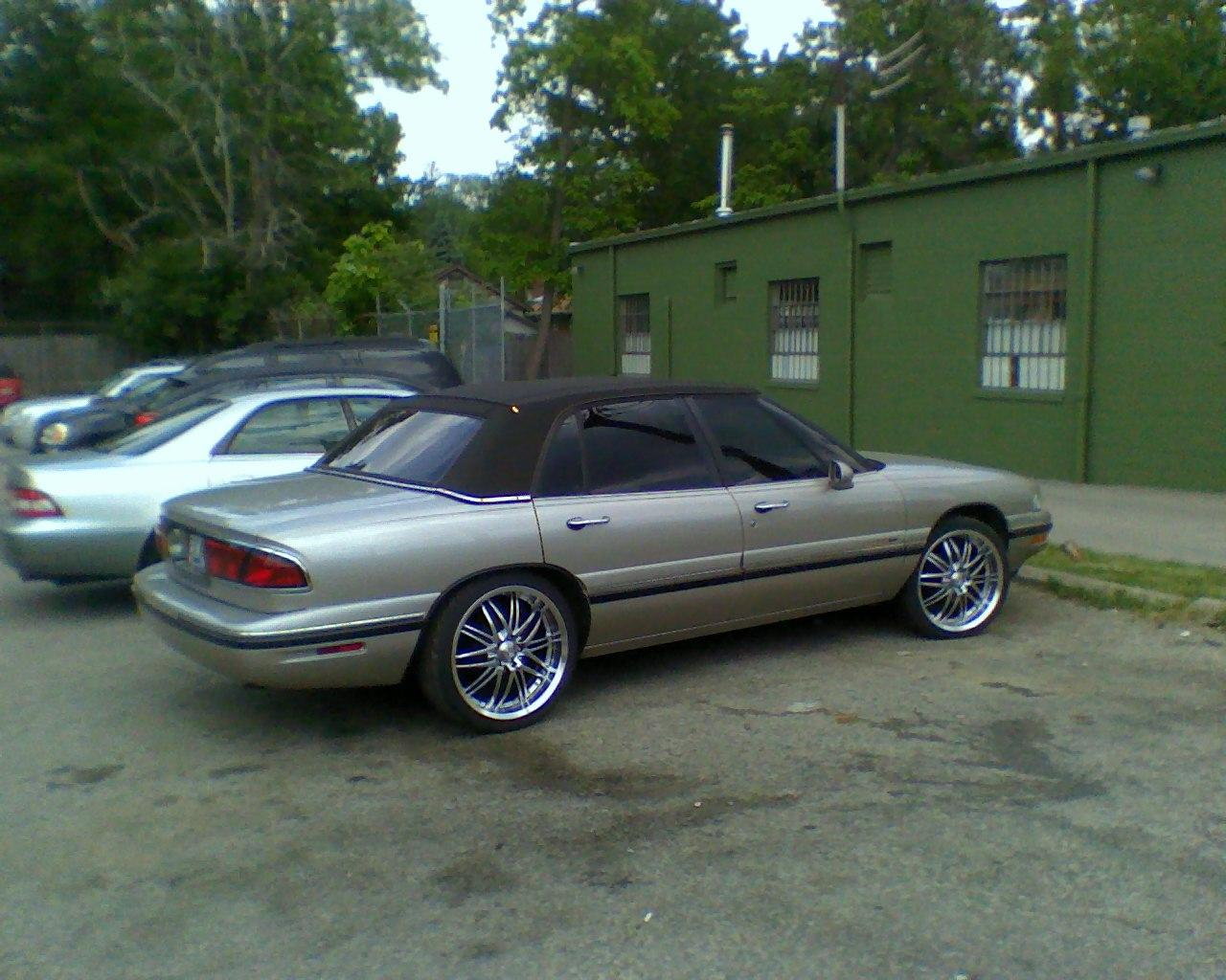 Buick Lesabre On 22s Www Imgkid Com The Image Kid Has It