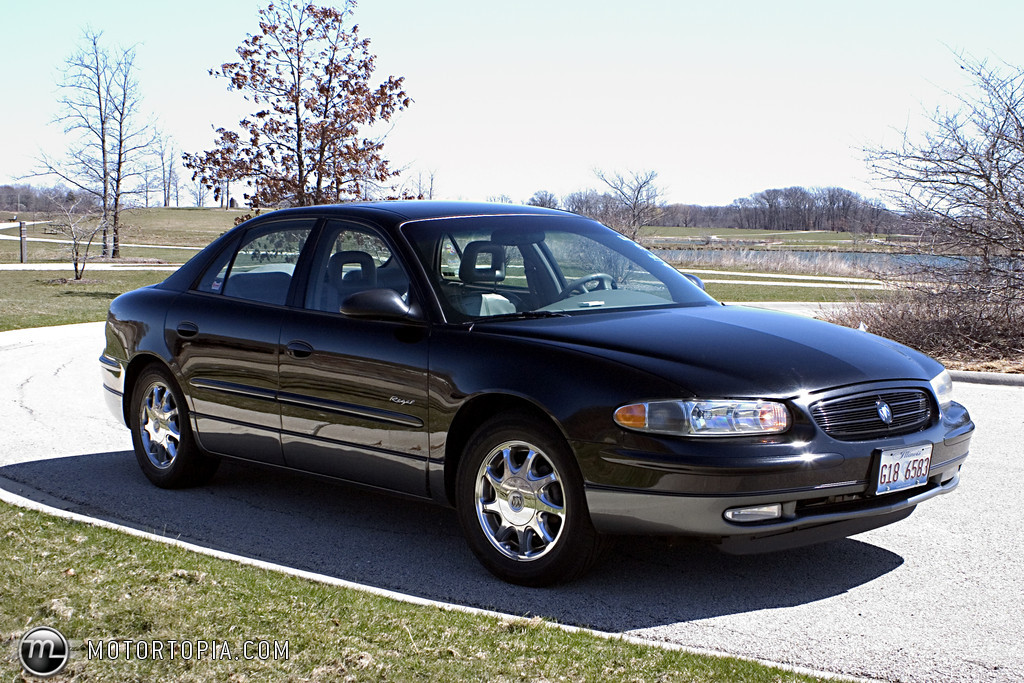 1998 Buick Regal Image 14 99 Back Seats 98 12